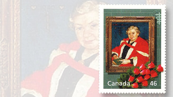 maude-abbott-stamp