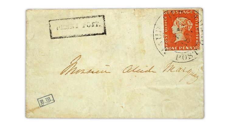 mauritius-1847-ball-cover-thomas-keay-tapling-collection