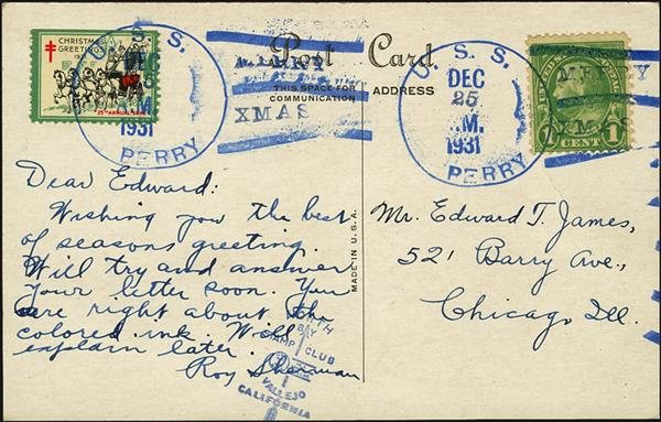 merry-xmas-christmas-1931-cancel