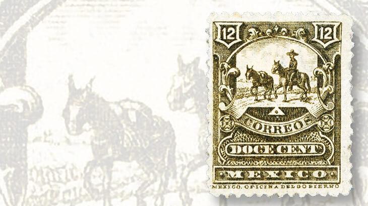 mexico-1895-99-mail-transportation-mulitas-stamp