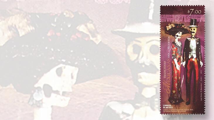 mexico-dia-de-los-muertos-stamp