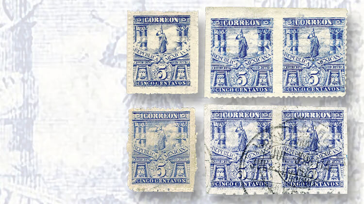 mexico-mulitas-stamps-perforation-problems