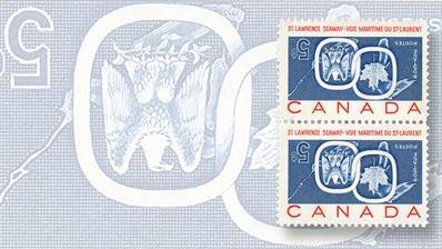 mint-multiple-canada-1959-five-cent-st-lawrence-seaway-error