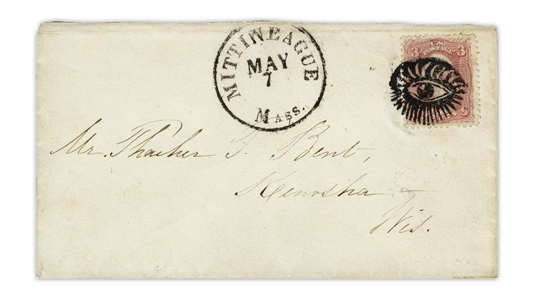 mittineague-massachusetts-all-seeing-eye-fancy-cancel-cover