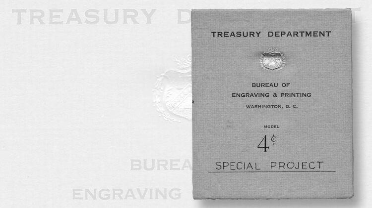 model-folder-four-cent-project-mercury-stamp