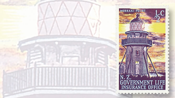 moeraki-point-lighthouse-stamp