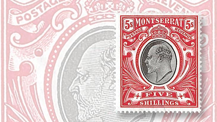 montserrat-1903-stamp-set-king-edward-vii