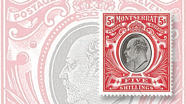 montserrat-1903-stamp-set-king-edward-vii
