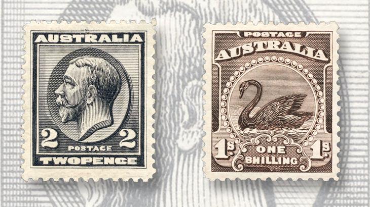 mosgreen-auction-arthur-gray-australia-george-v
