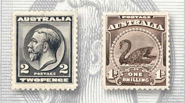 mosgreen-auction-arthur-gray-australia-george-v