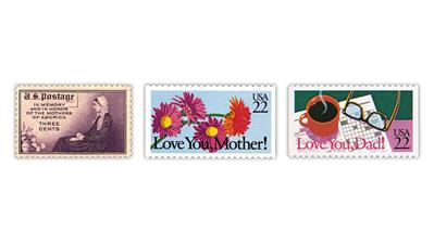 mother-father-us-stamps