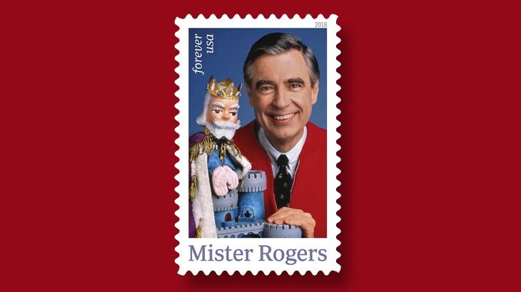 Mister Rogers Stamp Ceremony Details