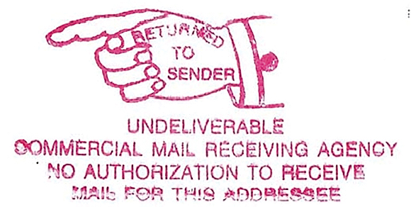 Modern U S Mail Commercial Mail Receiving Agencies