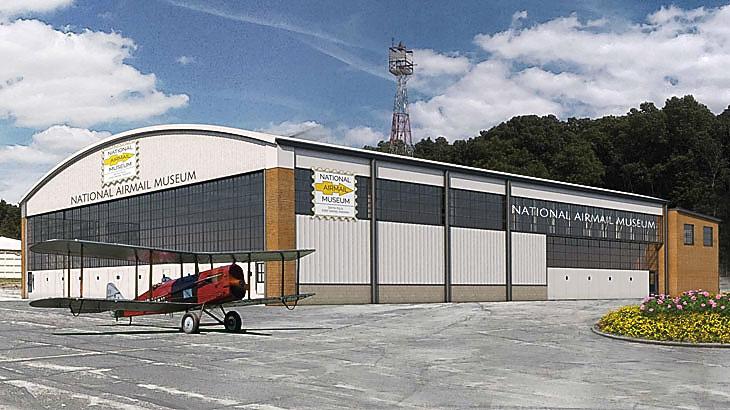 Indiana Group Seeks Airmail Museum Linns Com