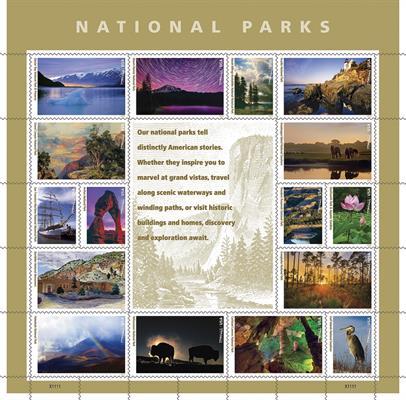 national-parks-pane-world-stamp-show-ny-2016