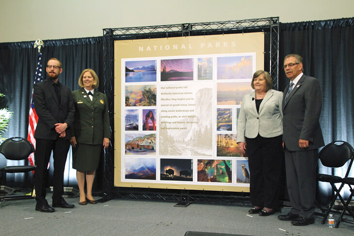 national-parks-stamps-unveiling