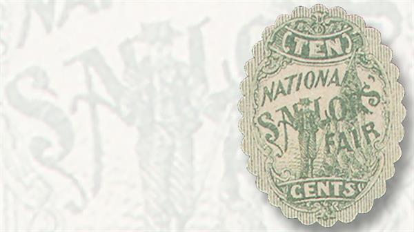 national-sailors-fair-ten-cent-green-sanitary-fair-stamp