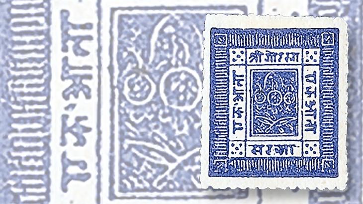 nepal-first-stamp-1881