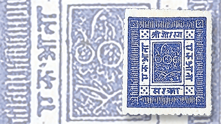 nepal-first-stamp-1881