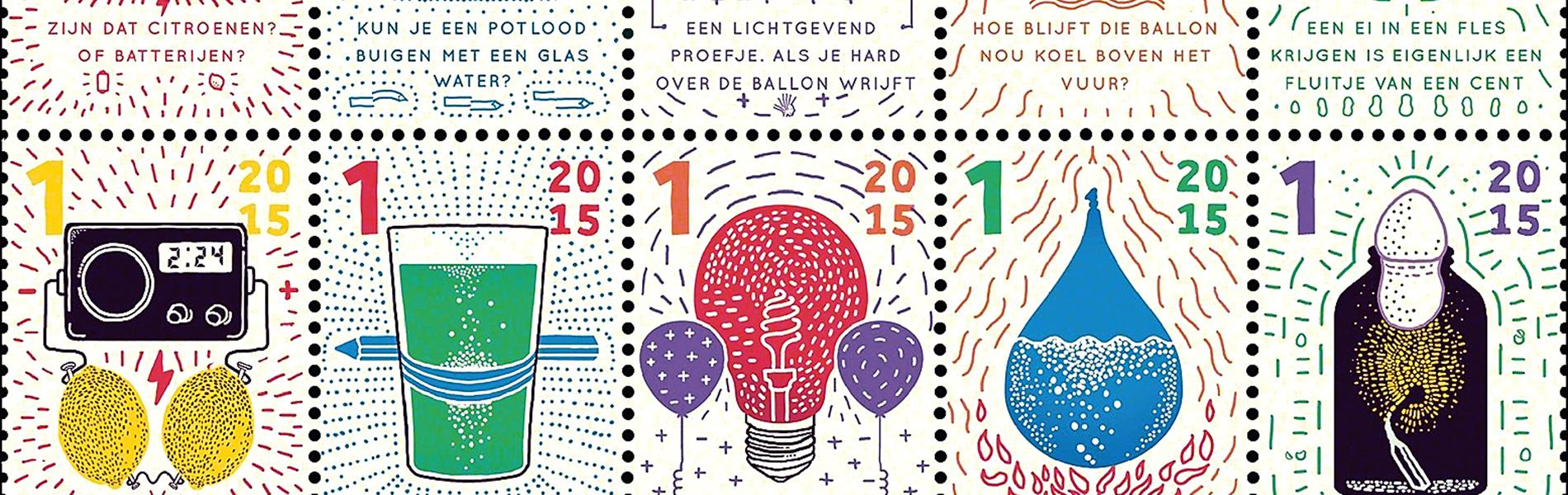 netherlands-discover-science-stamps-2015