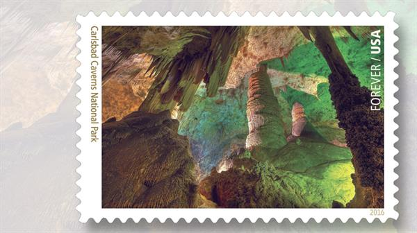 new-mexico-carlsbad-caverns-stamp