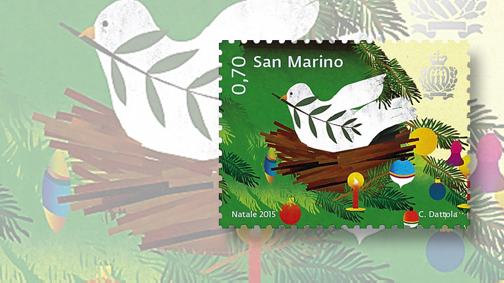 new-stamps-of-the-world-christmas-san-marino-peace-dove