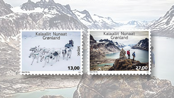 new-stamps-of-the-world-greenland-winter-summer-seasons