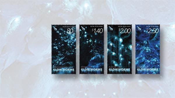 new-zealand-2016-glowworms-stamps