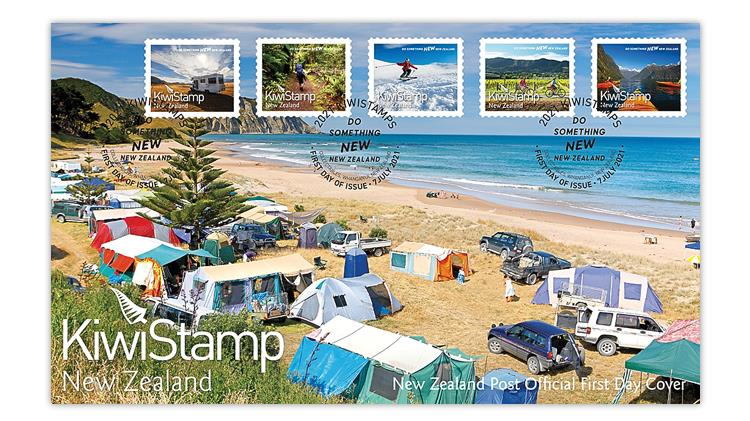 new-zealand-2021-do-something-new-stamps-first-day-cover