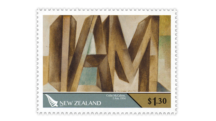 new-zealand-colin-mccahon-i-am-stamp