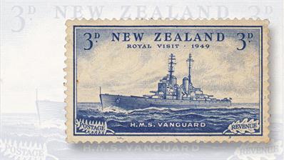 new-zealand-hms-vanguard-stamp