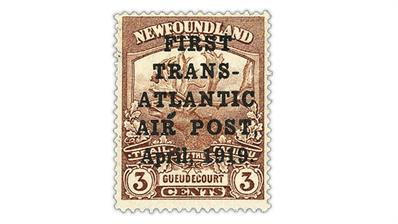 newfoundland-1919-first-airmail-stamp