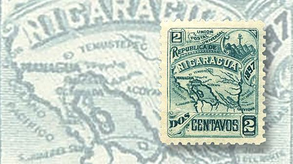 nicholas-seebeck-nicaragua-1897-map-stamp