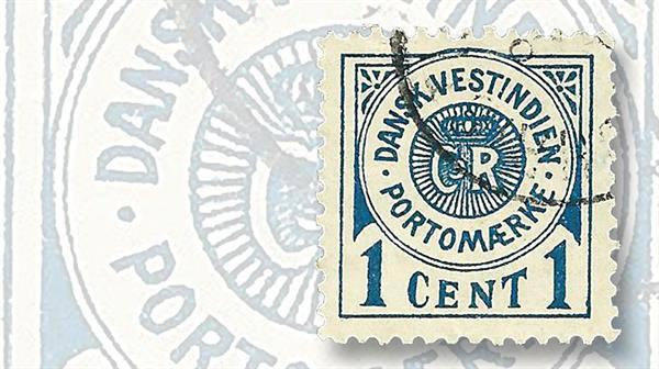 nordic-stamp-scene-danish-west-indies-postage-due