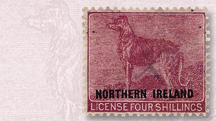 northern-ireland-1919-4sh-stamp