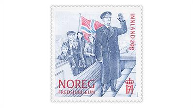 norway-2020-75-years-peace-stamp