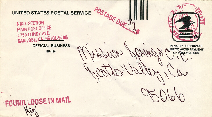 october-1992-penalty-envelope