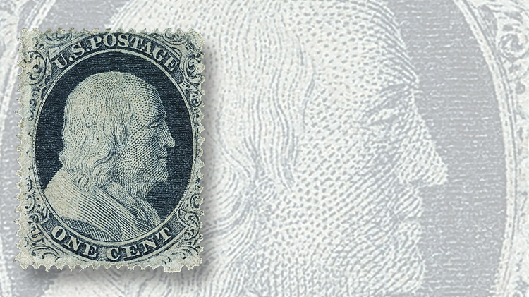 one-cent-1857-benjamin-franklin-stamp