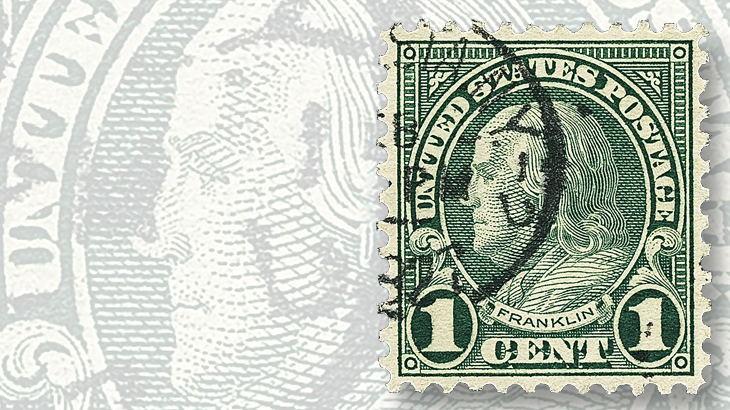 one-cent-franklin-from-fourth-bureau-issue-of-1922-1929