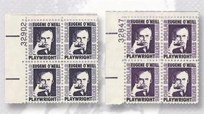 one-dollar-eugene-oneill-united-states-stamp