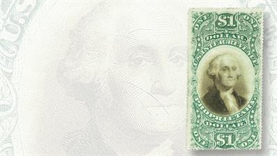 one-dollar-proprietary-stamp-greenish-paper
