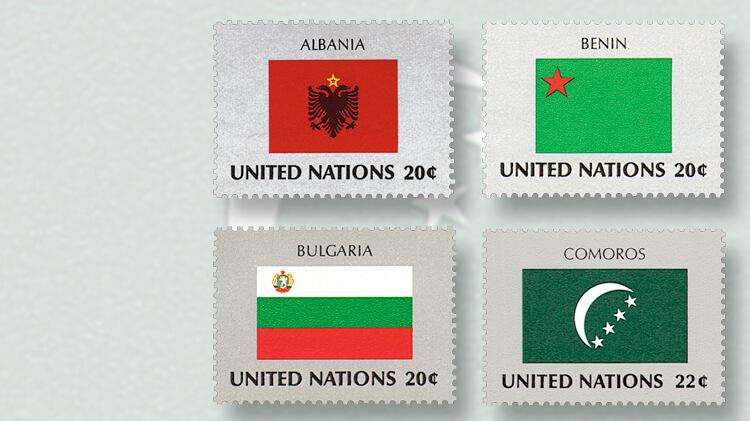 original-united-nations-flag-series-stamps
