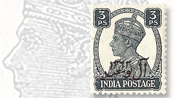 overprinted-indian-king-george-stamps