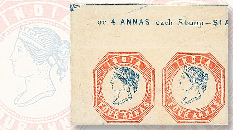 pair-fourth-printing-india-first-stamp-issue