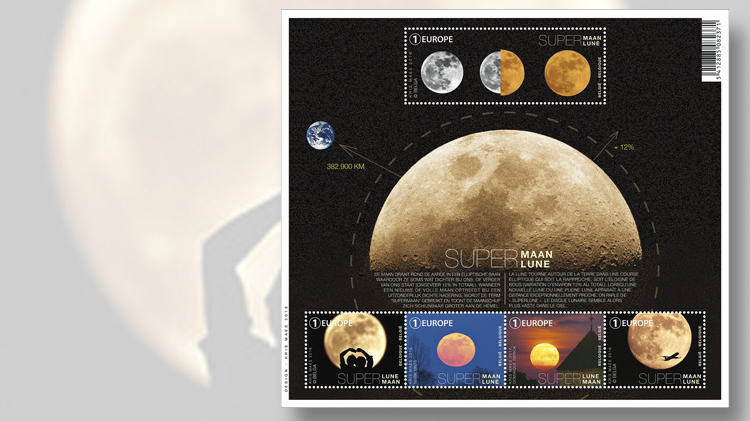 pane-of-five-stamp-with-the-supermoon