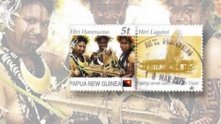 papua-new-guinea-surcharges-hiri-hanenamo-stamp
