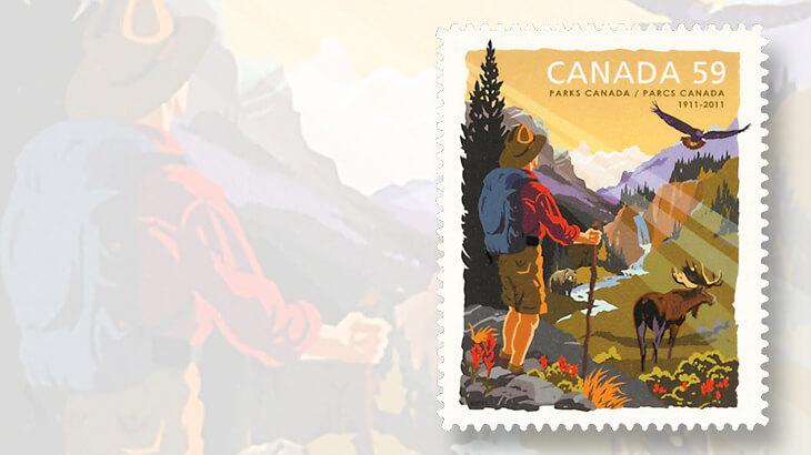 parks-canada-centennial-stamp