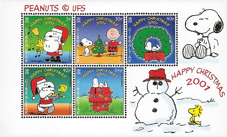 peanuts-gibraltara-snoopy-stamps
