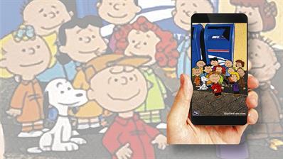 peanuts-usps-ar-phone-app