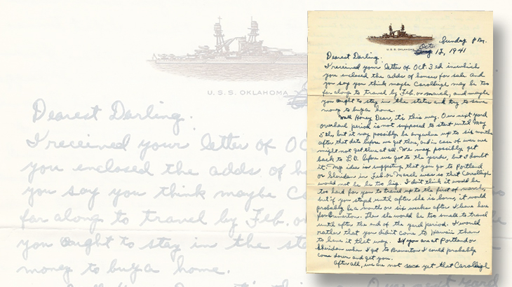 pearl-harbor-cover-uss-oklahoma-letter-wife